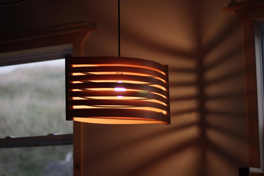 Arch Lamp 1