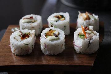 Grates Cove Studios Newfoundland Style Sushi