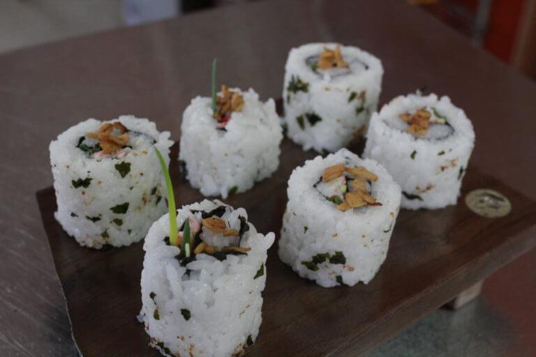 Newfoundland Sushi